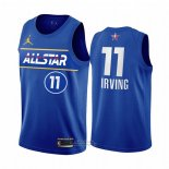 Maglia All Star 2021 Brooklyn Nets Kyrie Irving #11 Blu
