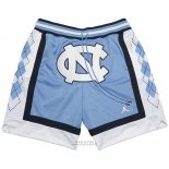 Pantaloncini NCAA North Carolina Tar Heels Blu