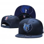 Cappellino Memphis Grizzlies 9FIFTY Snapback Blu2