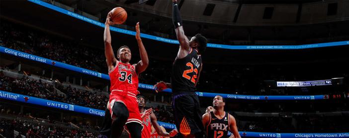 Magliette NBA Chicago Bulls