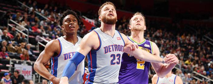 Magliette NBA Detroit Pistons