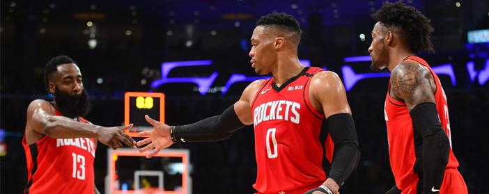 Magliette NBA Houston Rockets