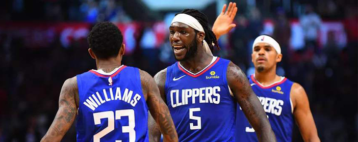 Magliette NBA Los Angeles Clippers