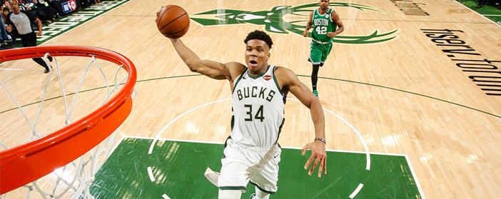Magliette NBA Milwaukee Bucks