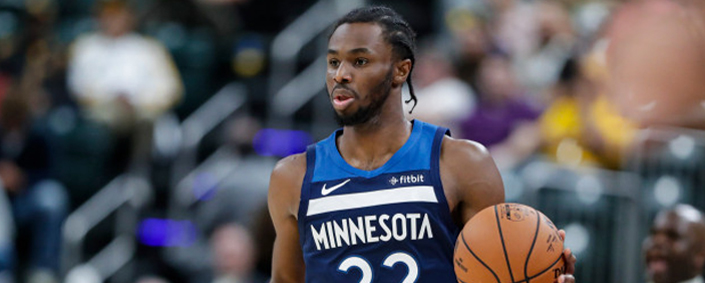 Magliette NBA New Minnesota Timberwolves