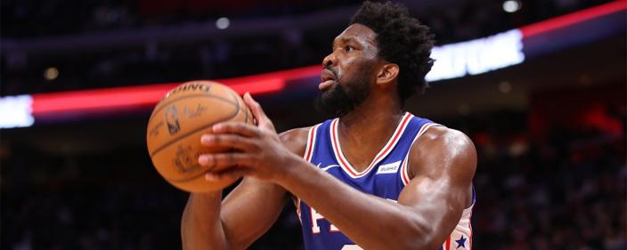 Magliette NBA Philadelphia 76ers