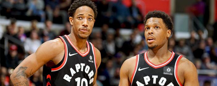 Magliette NBA Toronto Raptors